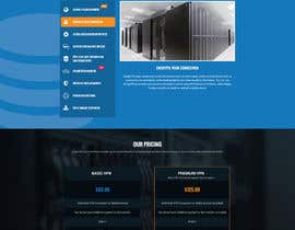 #20 para Create a Wordpress Template for cheapvpn.co.za por huythong91