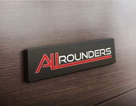 #6 cho Design a Logo With Named (All Rounders) bởi Termoboss