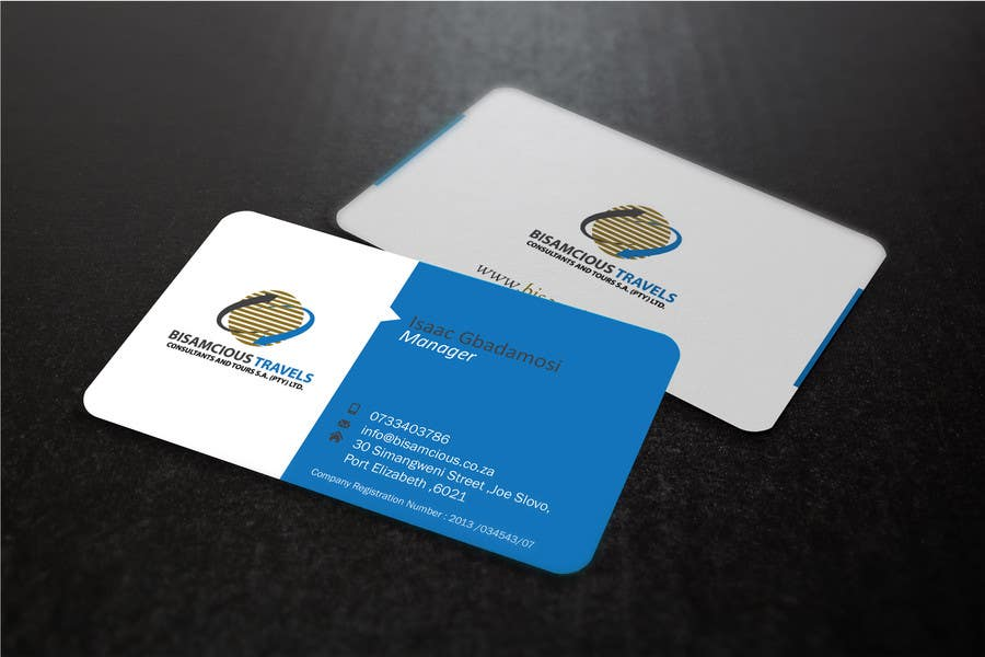 Contest Entry #                                        11                                      for                                         Design a letterhead and business cards for a travel consultantcy