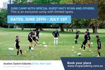 Graphic Design Contest Entry #5 for Design a Banner for soccer camp