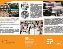 nº 15 pour Ontwerp een Brochure for Europrints par sandrasreckovic