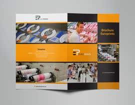 nº 18 pour Ontwerp een Brochure for Europrints par Khalilmz
