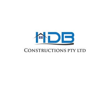 #25 untuk Design a Logo for HDB Constructions pty ltd oleh mdrashed2609