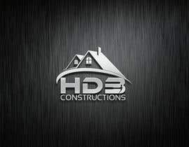 #12 for Design a Logo for HDB Constructions pty ltd af djmaric