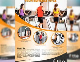 stylishwork tarafından Design a Flyer for Fitness Business için no 5