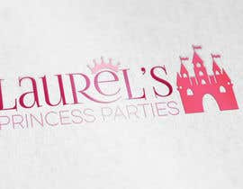 #47 for Princess Parties Logo by IllusionG