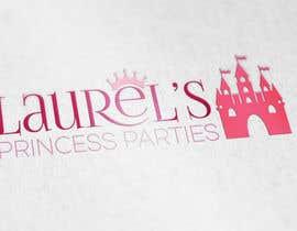 Nro 47 kilpailuun Princess Parties Logo käyttäjältä IllusionG