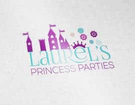 #88 for Princess Parties Logo af IllusionG
