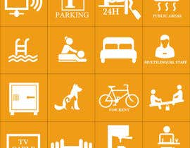 #6 cho Design some Icons for hotel amenities bởi timwilliam2009