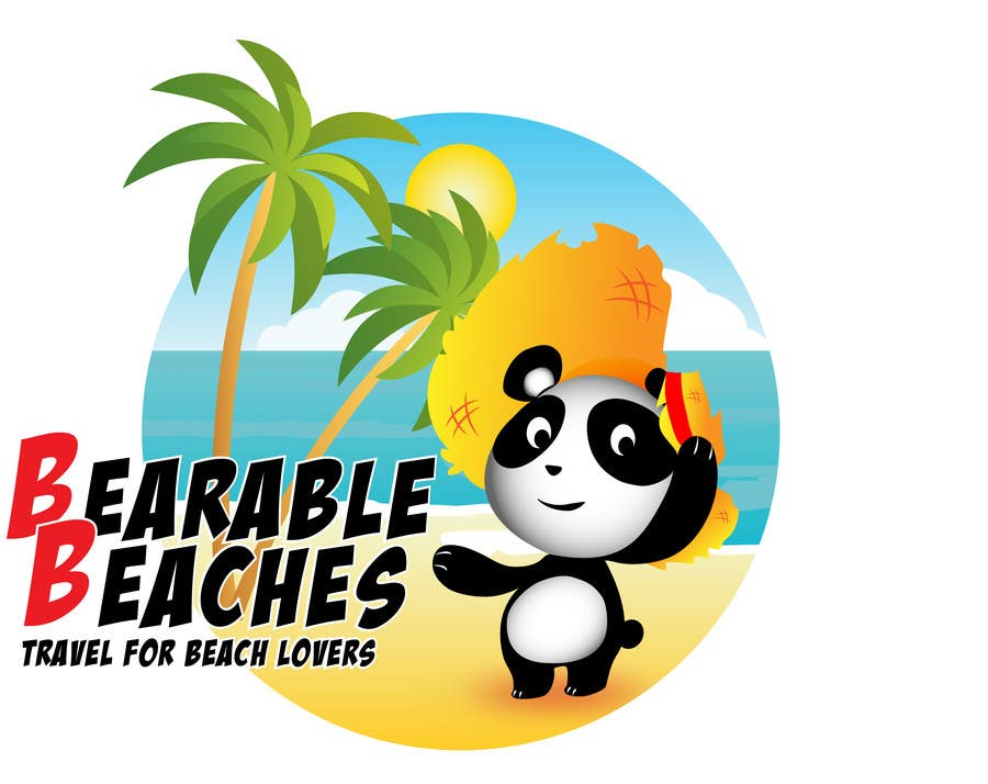 Contest Entry #88 for Design a Logo for Bearable Beaches