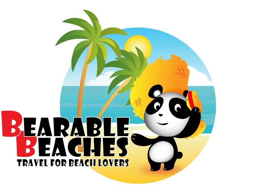 Contest Entry #89 for Design a Logo for Bearable Beaches