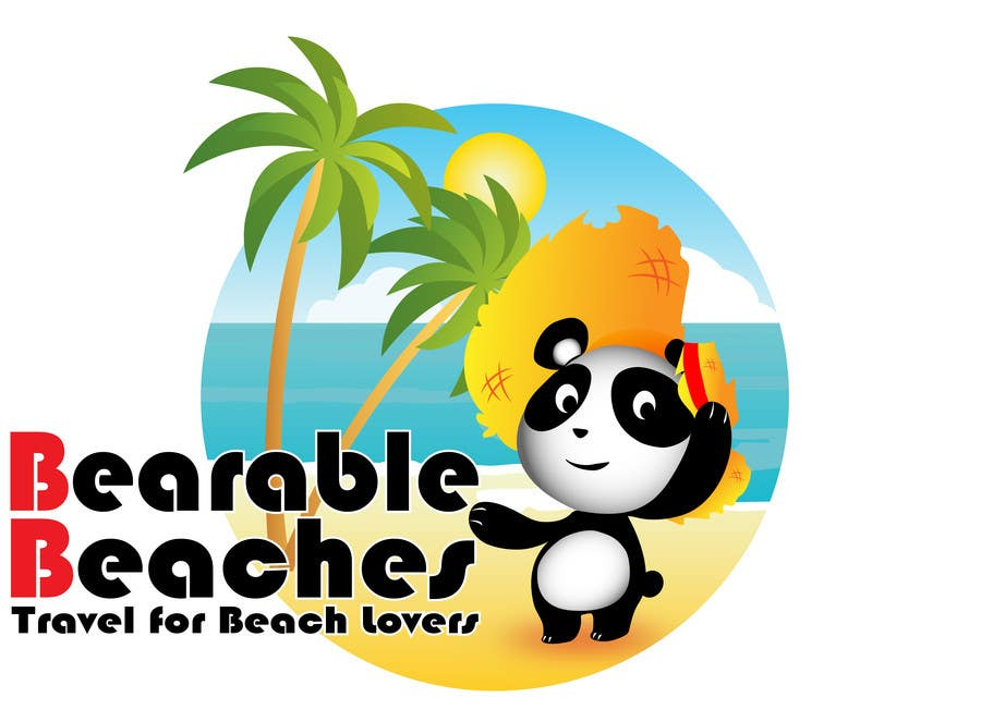 Logo Design Contest Entry #90 for Design a Logo for Bearable Beaches