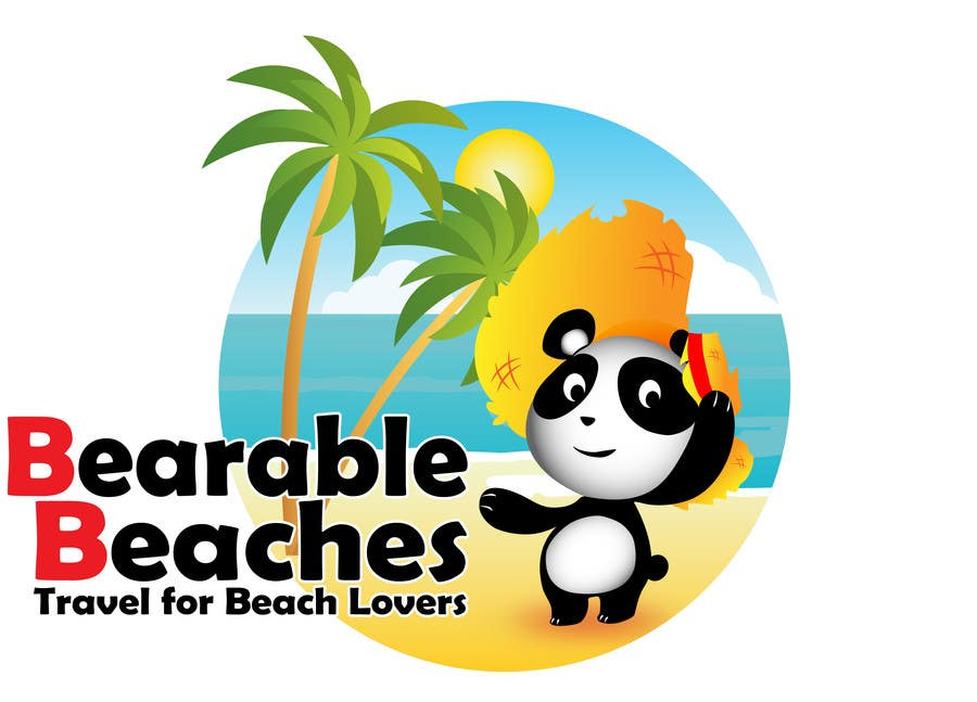 Contest Entry #92 for Design a Logo for Bearable Beaches