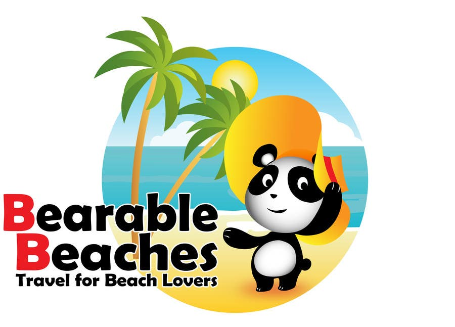 Contest Entry #120 for Design a Logo for Bearable Beaches