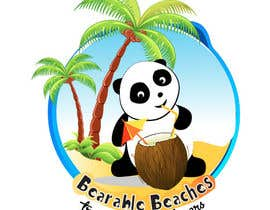 #116 for Design a Logo for Bearable Beaches by thutran