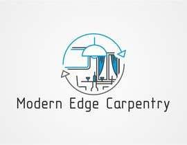 dyv tarafından Design a Logo for Modern Edge Carpentry için no 2