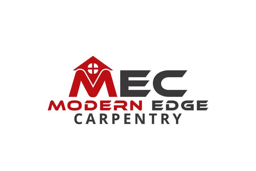 Konkurrenceindlæg #63 for Design a Logo for Modern Edge Carpentry