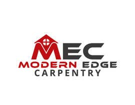 nº 63 pour Design a Logo for Modern Edge Carpentry par Renovatis13a