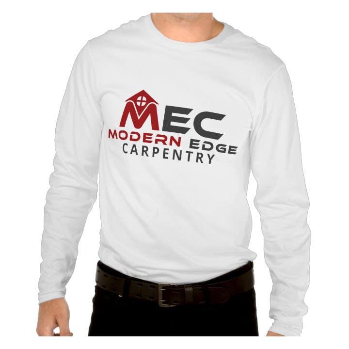 Konkurrenceindlæg #                                        64                                      for                                         Design a Logo for Modern Edge Carpentry
