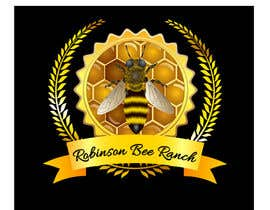 #64 for Design a Logo for Robinson Bee Ranch by arafinchowdhury