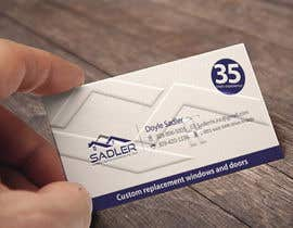 #31 for Design some Business Cards for sadler home improvements af toyz86