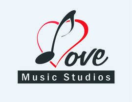nº 11 pour Design a Logo for Love Music Studios par mmartinez0613