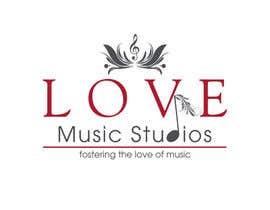 nº 38 pour Design a Logo for Love Music Studios par bhcelaya