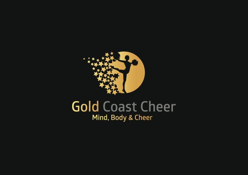 Inscrição nº 66 do Concurso para Design a Logo for Gold Coast Cheer