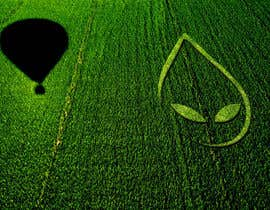 JuliaHunko tarafından PHOTOSHOP!  I need an ALIEN logo photoshopping into a corn field!! için no 19