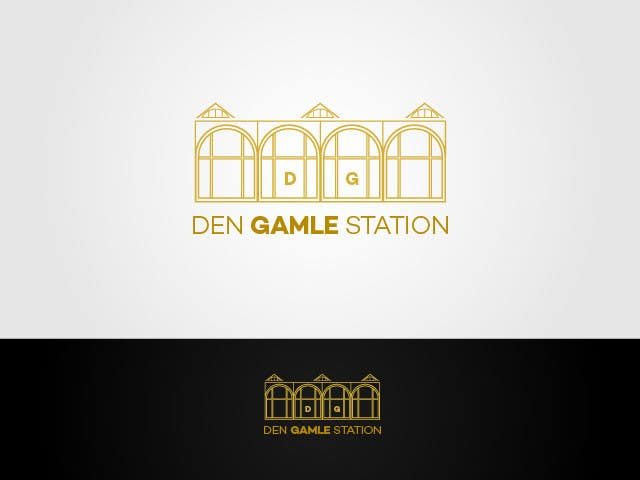 "Bài tham dự cuộc thi #8 cho Design a Logo for ""Den Gamle Station"""