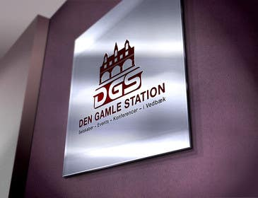 """#97 for Design a Logo for """"Den Gamle Station"""" af sdartdesign"""