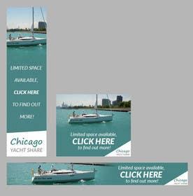 Nro 9 kilpailuun Bare-boat Sailboat Banner Contest käyttäjältä goranjokanovic