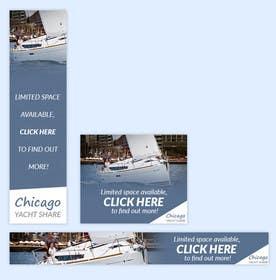 Nro 10 kilpailuun Bare-boat Sailboat Banner Contest käyttäjältä goranjokanovic