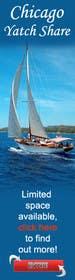 Nro 7 kilpailuun Bare-boat Sailboat Banner Contest käyttäjältä akritidas21