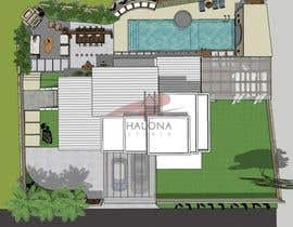#91 cho Landscape re-design of an exterior area with Pool, Dinning, BBQ , shower and Lounge areas. bởi msthabibaislam8