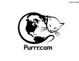 #70 for Design a Logo for sailing vessel PURRR af MeushArtem