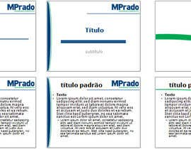 annakronje tarafından Eu preciso de algum Design Gráfico for um templete de slide para uma empresa de consultoria için no 9
