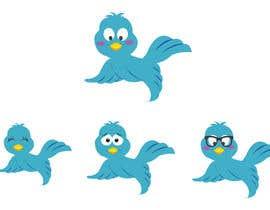 Nro 7 kilpailuun Création d'un personnage à partir d'un logo käyttäjältä weblover22