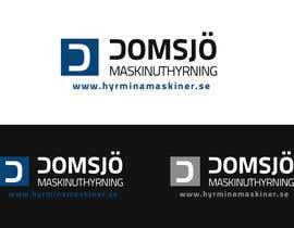Nro 2 kilpailuun Designa en logo for Örnsköldsviks nyaste uthyrnings företag käyttäjältä mediatenerife