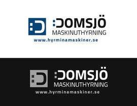 Nro 6 kilpailuun Designa en logo for Örnsköldsviks nyaste uthyrnings företag käyttäjältä mediatenerife
