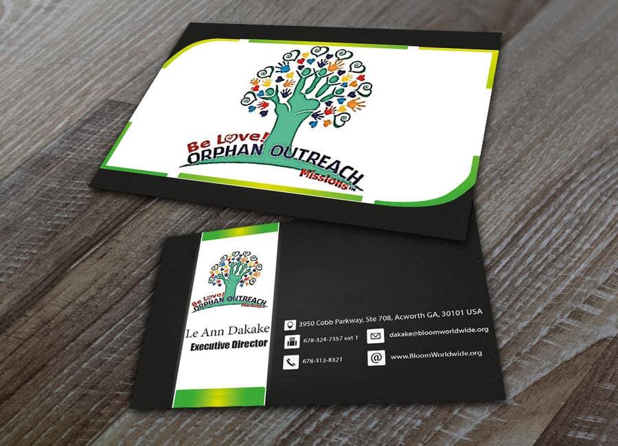 Inscrição nº 31 do Concurso para Design some Business Cards for BLOOM!
