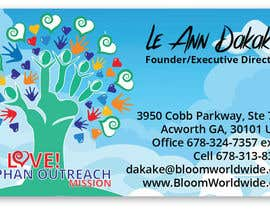 #6 for Design some Business Cards for BLOOM! by hernan2905