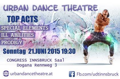 #15 cho Need a Flyer for an dance event bởi ramiessef