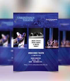 #2 untuk Need a Flyer for an dance event oleh murtalawork
