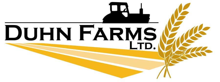 Contest Entry #                                        2                                      for                                         Duhn Farms Ltd