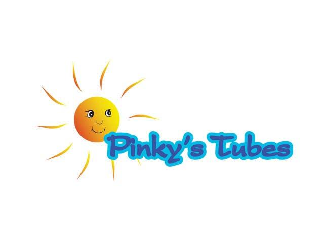 Inscrição nº 25 do Concurso para Design a Logo for River Tubing Company - Pinky's Tubes