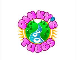#22 for Design a Logo for River Tubing Company - Pinky's Tubes by runninlatte