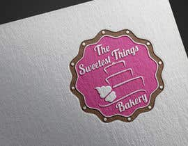 #95 for Design a Logo for The Sweetest Things Bakery by amlike