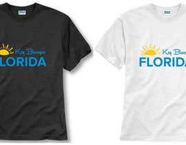 nº 60 pour Design a T-Shirt for Key Biscayne, Florida par adstyling