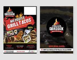 Nro 364 kilpailuun Build me a flyer, buy one get one free coupons.  Three tacos for the price of two.  Taco Tuesday 50%. käyttäjältä mamatapatel380
